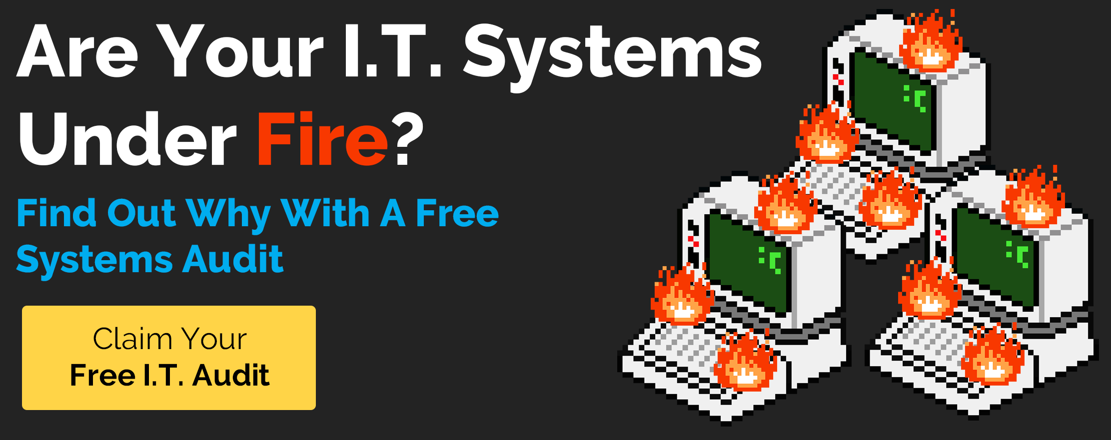 A Free IT Audit for Managed Services